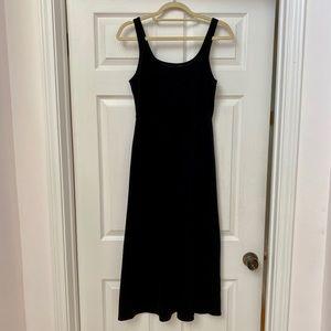 Laundry by Shelli Segal black maxi dress